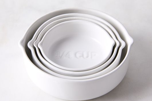 Stoneware Nested Measuring Cups (Set of 4)