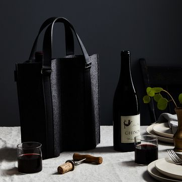 Felt Wine Carrier On Food52