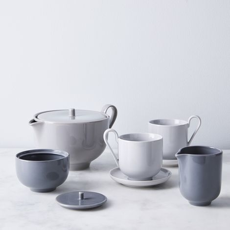 Modern Danish Coffee & Tea Set