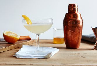 This Classic Cocktail is The Reason to Make Honey Syrup