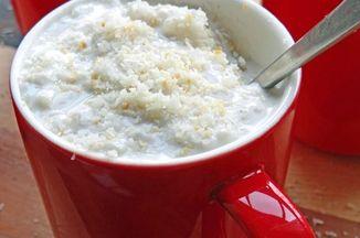 Coconut milk risotto (Arborio rice pudding) Recipe on Food52
