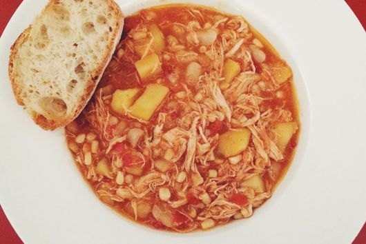 Classic Virginia Brunswick Stew