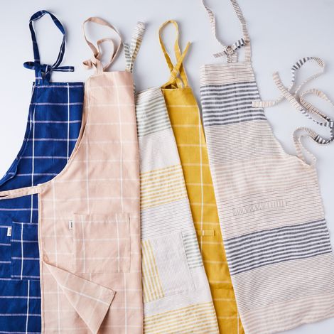 Modern Cotton Apron