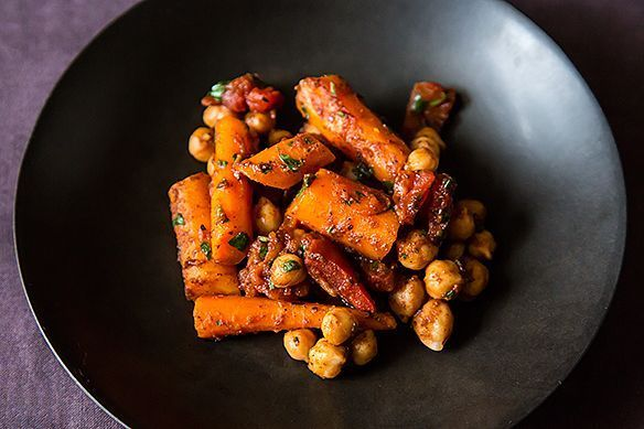 """""""It's Maaaaa-gic!"""" Moroccan Carrots"""