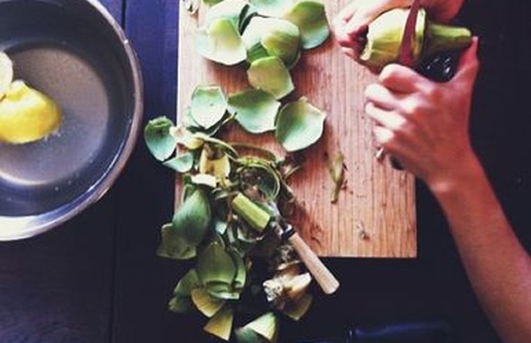 Test Kitchen Outtakes: Green Things