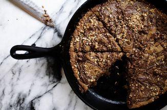 Cast Iron Cookie Recipe Vegan
