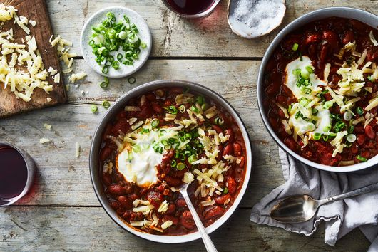 Busy Weeknight Bean Chili
