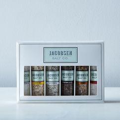 Jacobsen Salt Co. Salt Vial Gift Set