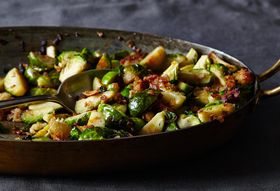 From Raw to Roasted: 15 Brussels Sprouts Recipes for Thanksgiving (& Beyond)