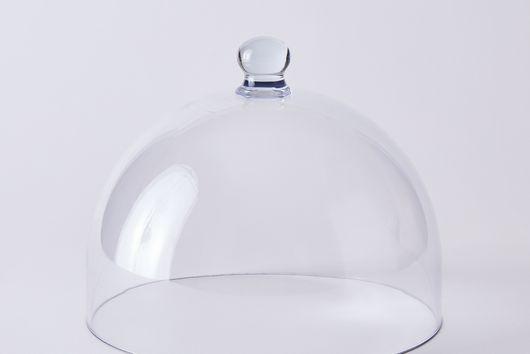 Shatterproof Polycarbonate Cloche