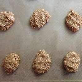 Toasted Sesame Cookies