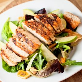 Fall-Inspired Chicken Salad