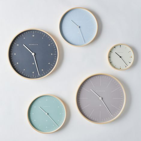 Modern Scandi Wall Clock