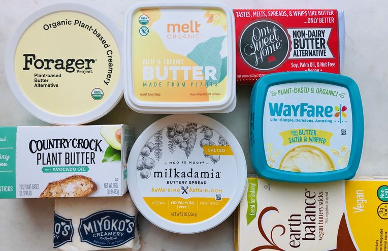 We Tasted 10 Vegan Butters in the Name of Science