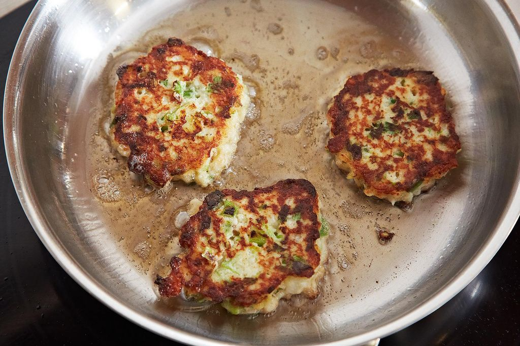 Bert Greene's Mashed Potato Cakes on Food52