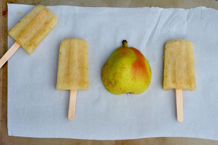 Poached Pear Riesling Pops