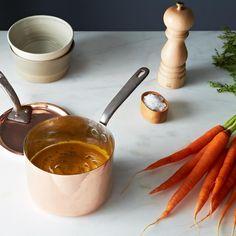 Vintage Copper Saucepan c1880