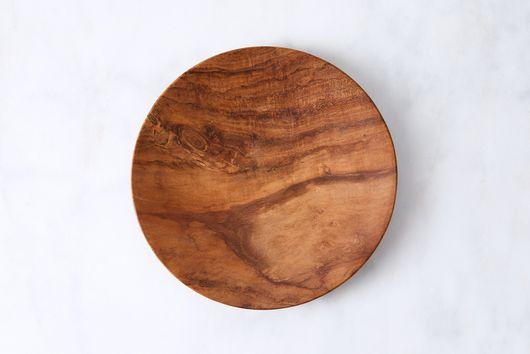 Teak Wood Plate