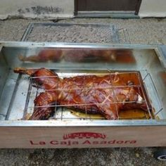Holiday Pig Roast Recipe in a Caja China!
