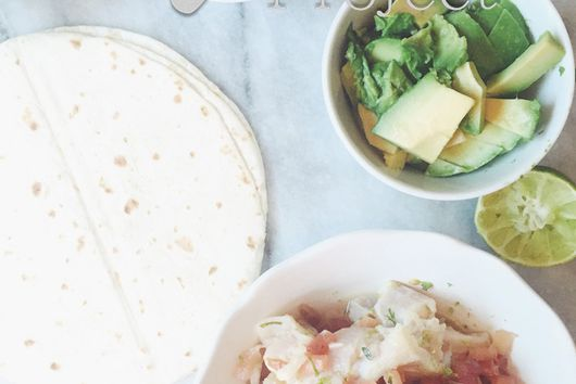 The Ceviche Project: Story of a Brave Foodtrotter Girl & Lime Zest Recipe