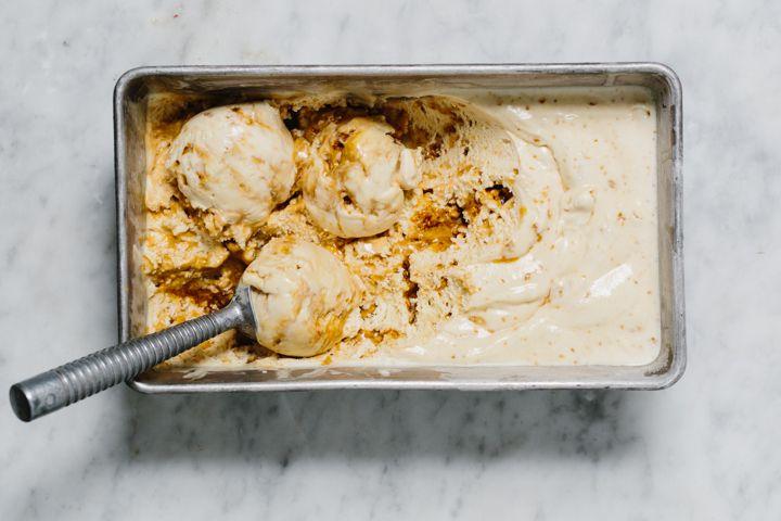 Honeycomb Ice Cream