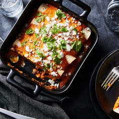 "The ""Argument Enchiladas"" I'll Never Make Again—but Always Crave"