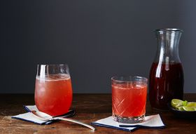 How to Make Shrubs (aka Drinking Vinegars) Without a Recipe
