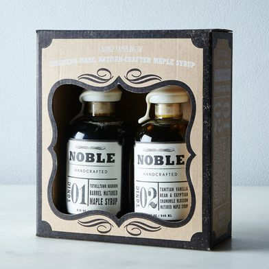 Noble Tonic Maple Syrup Gift Box (Set of 2)