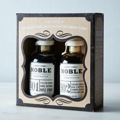 Noble Tonic Maple Syrup Gift Box (Set of 2)