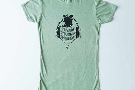 Thyme To Turnip The Beet Women's T-Shirt