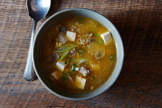 Joanne Chang's Hot and Sour Soup
