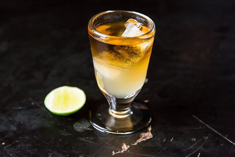 Dark n Stormy from Food52