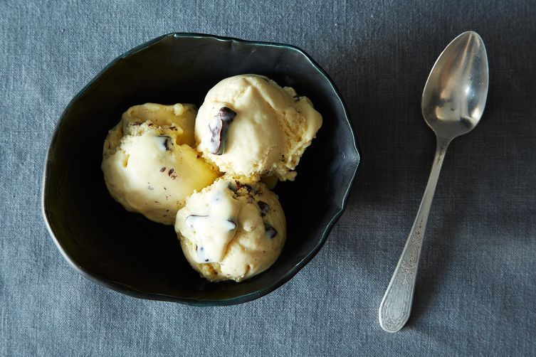 The secret ingredient in this ice cream? Malt.
