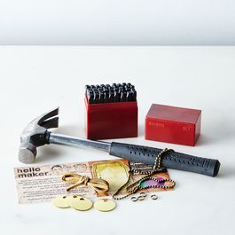 (OLD) DIY Jewelry Stamping Kit