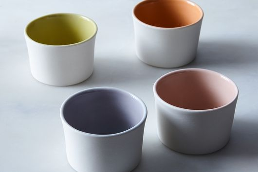 Porcelain Gelato Bowls (Set of 4)