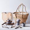Vintage-Inspired Outdoor Dinnerware & Flatware