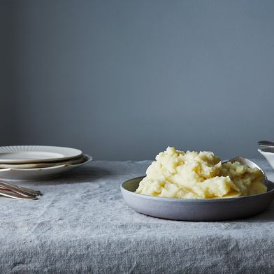 Diane Morgan's Classic Mashed Potatoes
