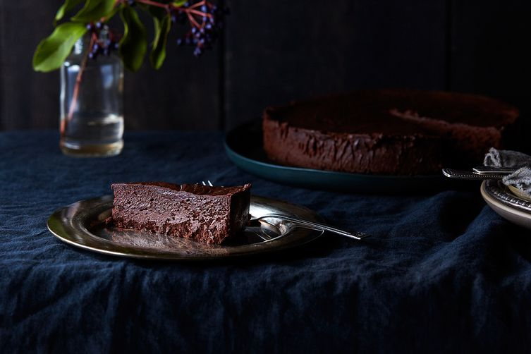Individual Flourless Chocolate Cake Recipes