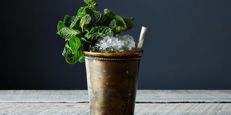 Ready your best julep recipe