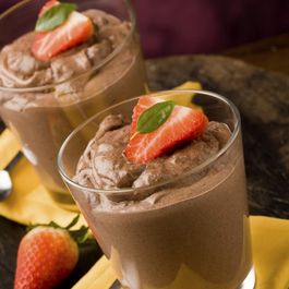 Creamy Vegan Chocolate Mousse