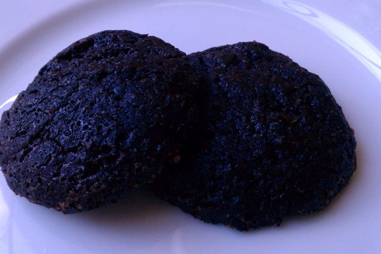 Triple Orange-Double Chocolate Cookies