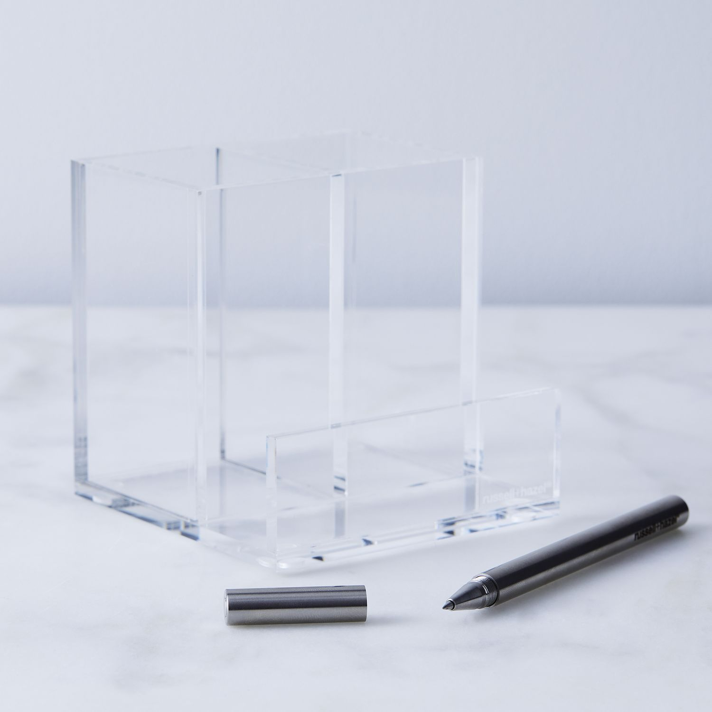 Acrylic Desk Organizer Amp Rollerball Pen On Food52