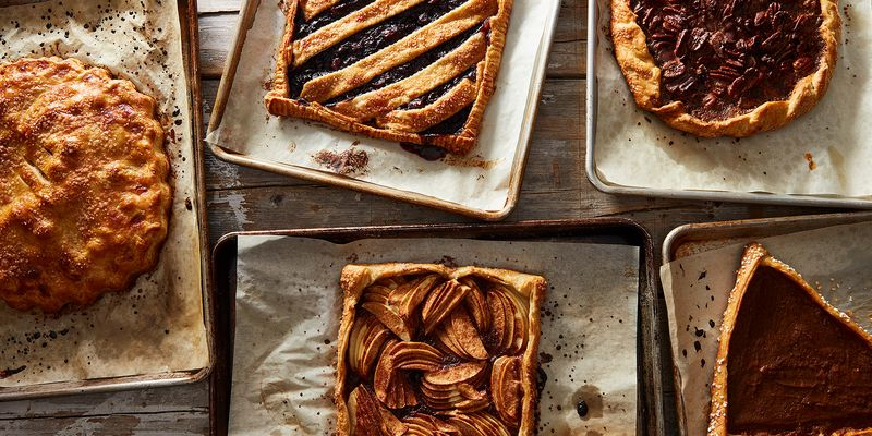 Pie's less-fussy cousin works for dinner *and* dessert