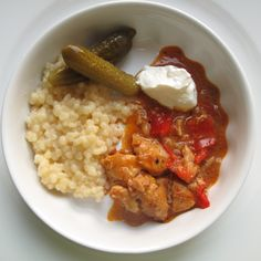 Red Pepper Chicken Paprika