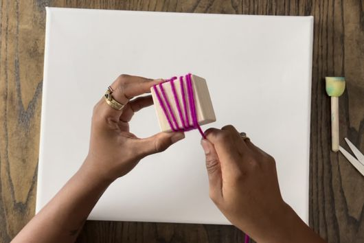 A 5-Minute Art Project to Bookmark for the Weekend