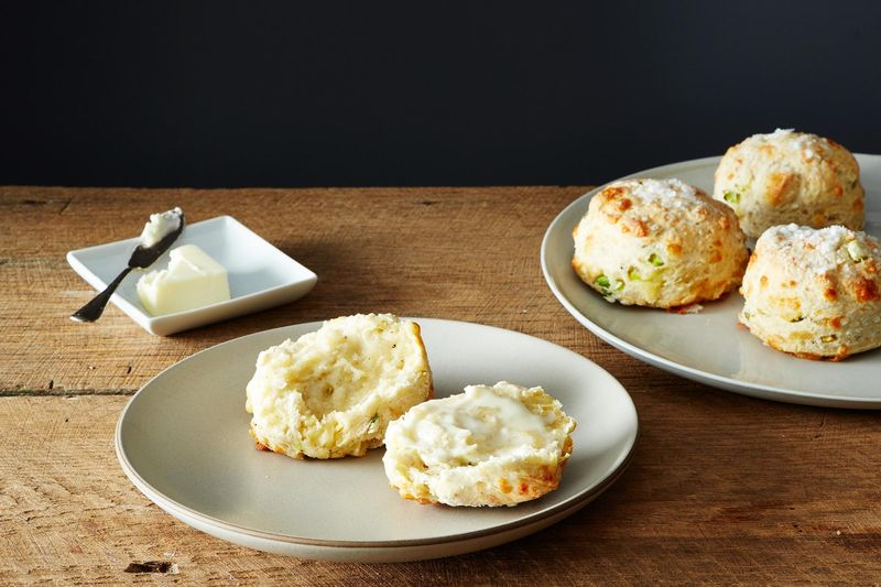 How to Make Yogurt Biscuits Without a Recipe