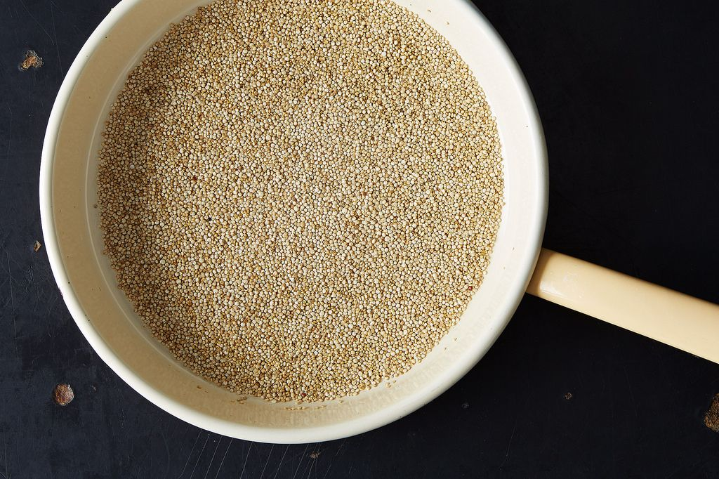 Toasting Grains on Food52