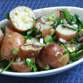 The Springiest Potato Salad Ever