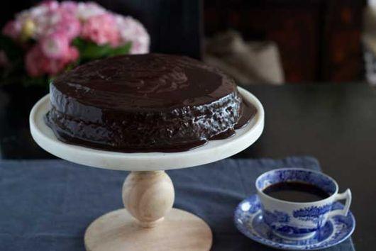 Hazelnut Chocolate Layer Cake (Torta Gianduia)  – Piemonte, Dolci (Dessert)