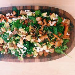 A Shoo-In Salad